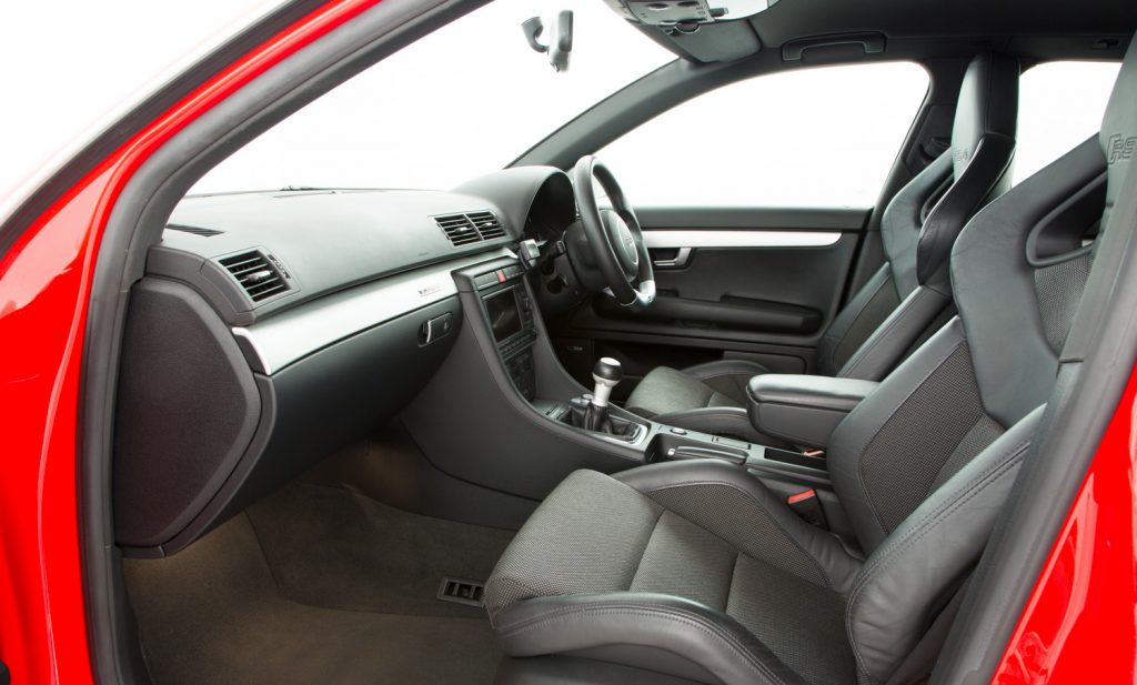 Audi B7 RS4 Avant For Sale - Interior 6