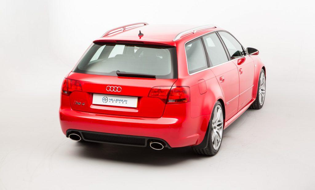 Audi B7 RS4 Avant For Sale - Exterior 10