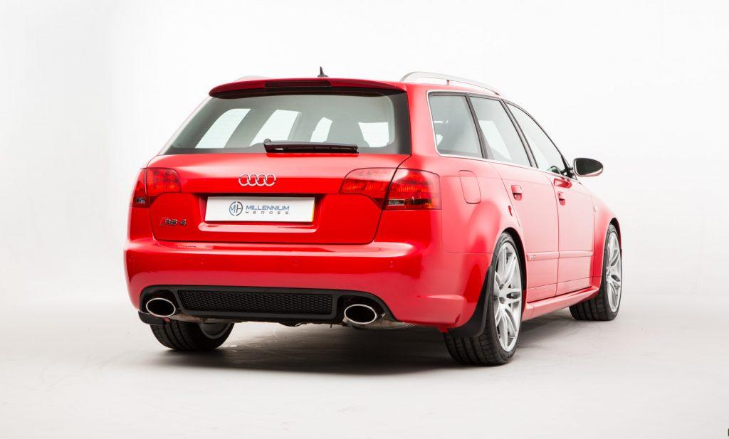 Audi B7 RS4 Avant For Sale - Exterior 9