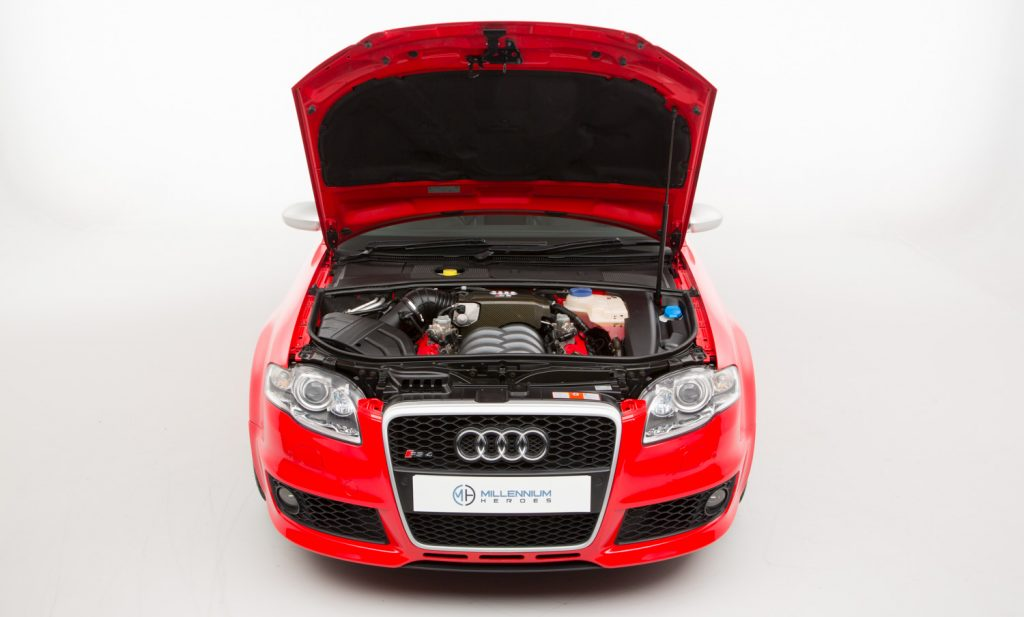 Audi B7 RS4 Avant For Sale - Engine and Transmission 1