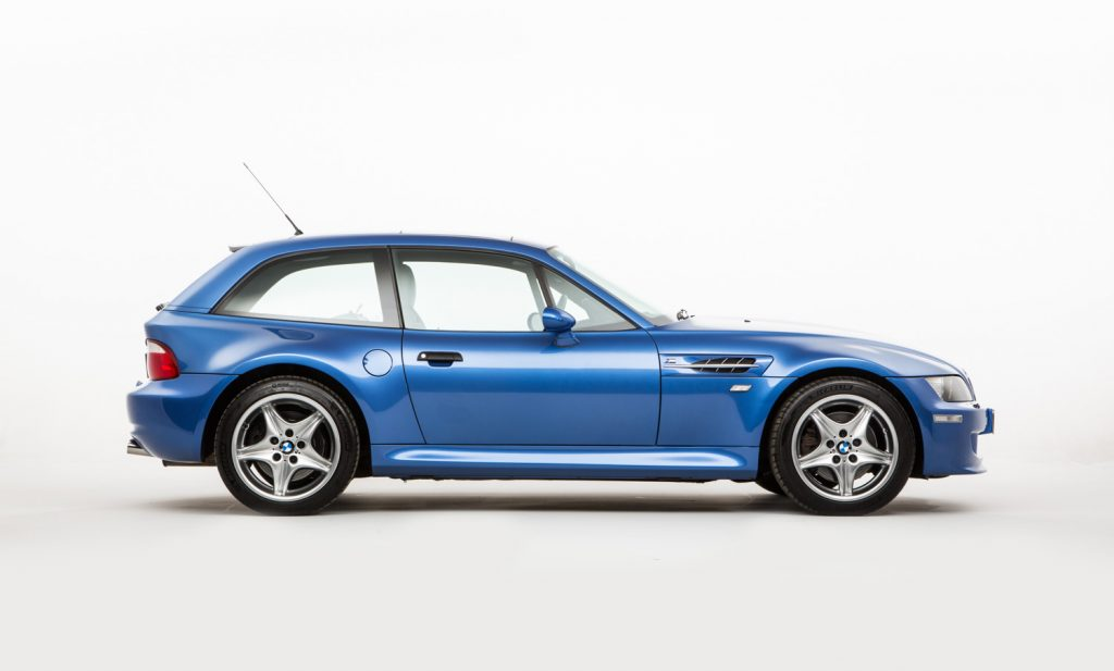 BMW Z3 M Coupe For Sale - Exterior 7