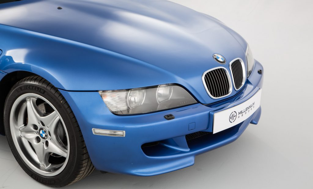 BMW Z3 M Coupe For Sale - Exterior 14