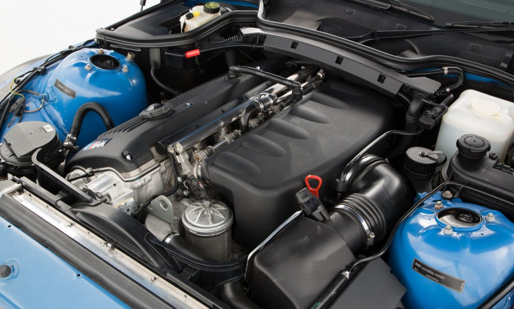 BMW Z3 M Coupe For Sale - Engine and Transmission 4