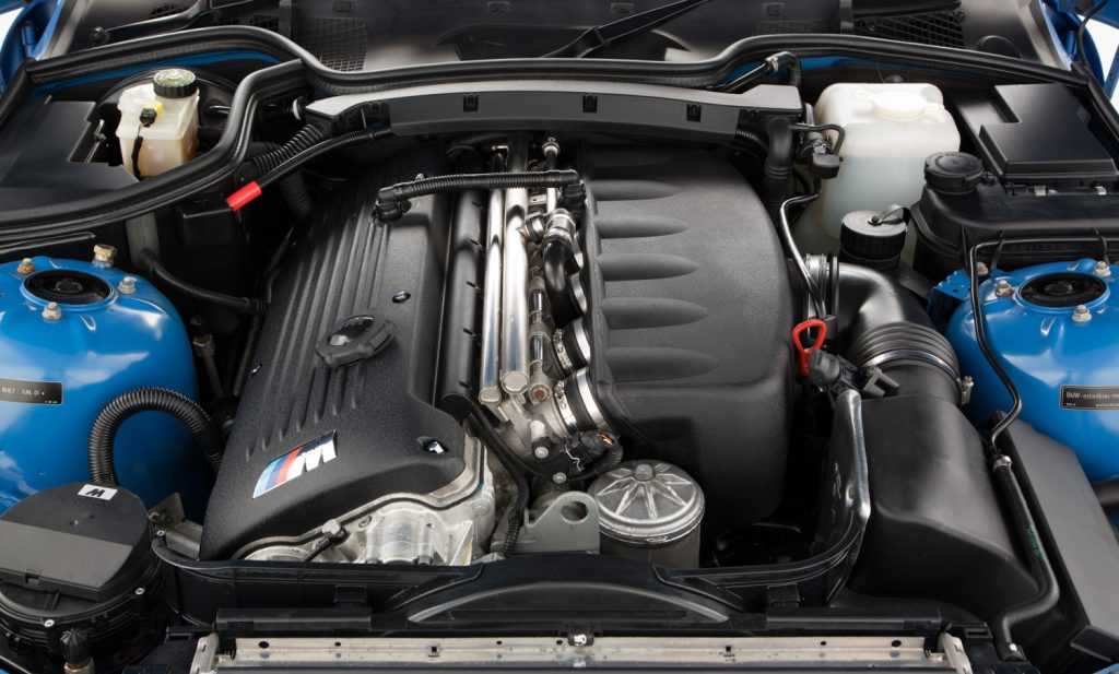 BMW Z3 M Coupe For Sale - Engine and Transmission 2