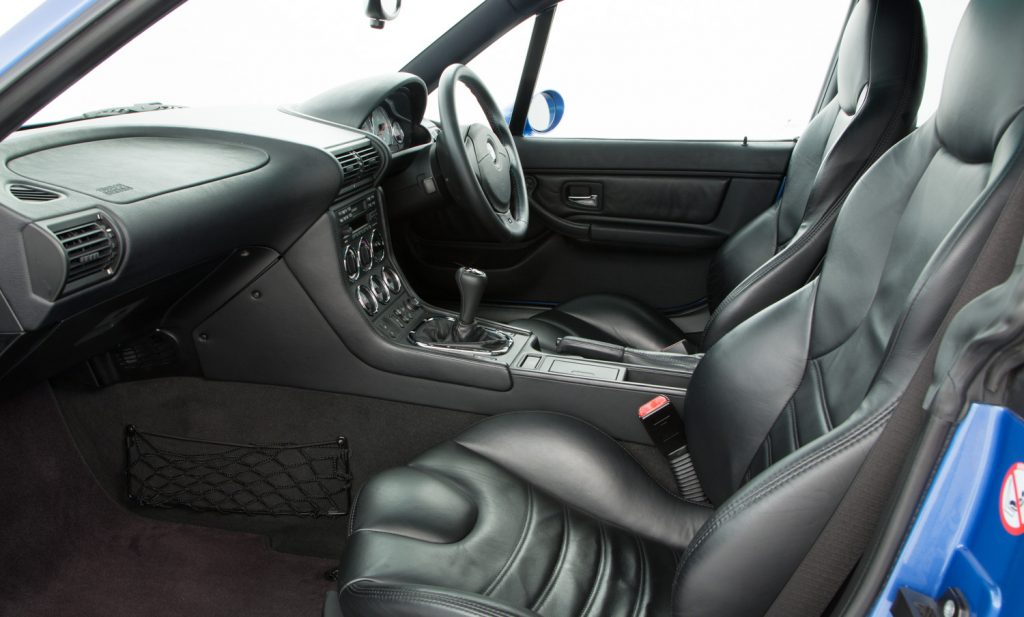 BMW Z3 M Coupe For Sale - Interior 4