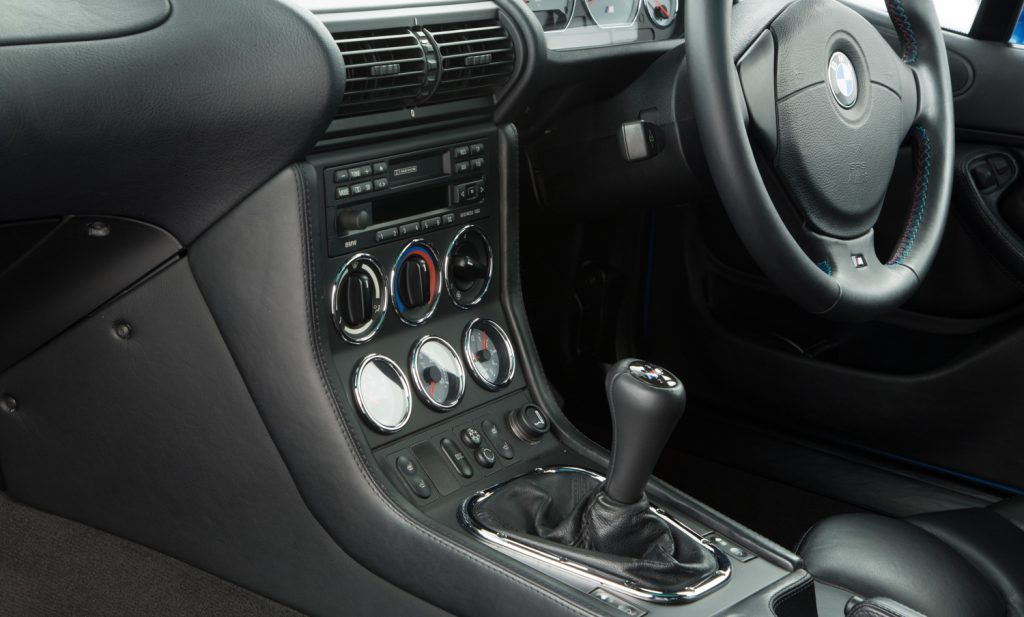 BMW Z3 M Coupe For Sale - Interior 6