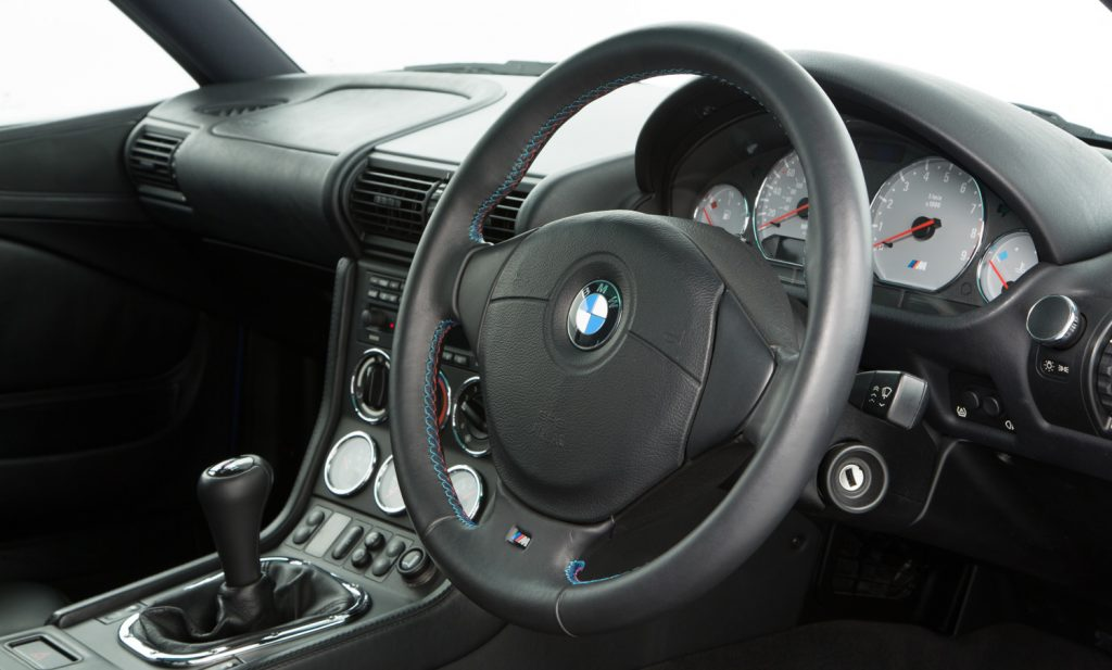 BMW Z3 M Coupe For Sale - Interior 3