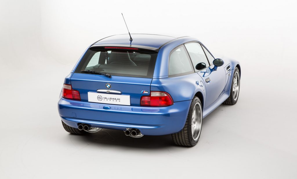 BMW Z3 M Coupe For Sale - Exterior 9