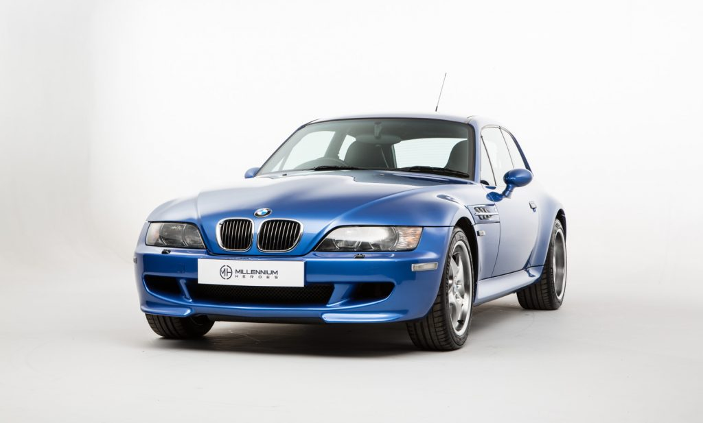 BMW Z3 M Coupe For Sale - Exterior 2