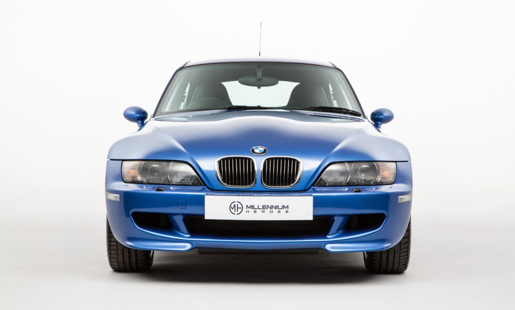 BMW Z3 M Coupe For Sale - Exterior 5