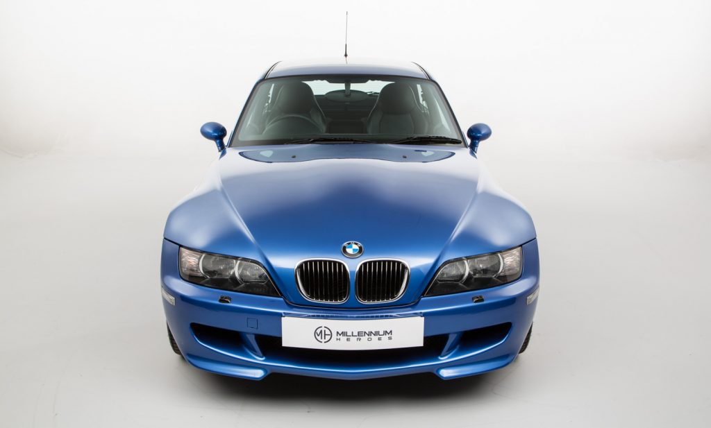 BMW Z3 M Coupe For Sale - Exterior 4