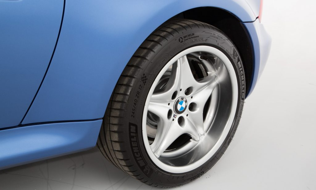BMW Z3 M Coupe For Sale - Wheels, Brakes and Tyres 4