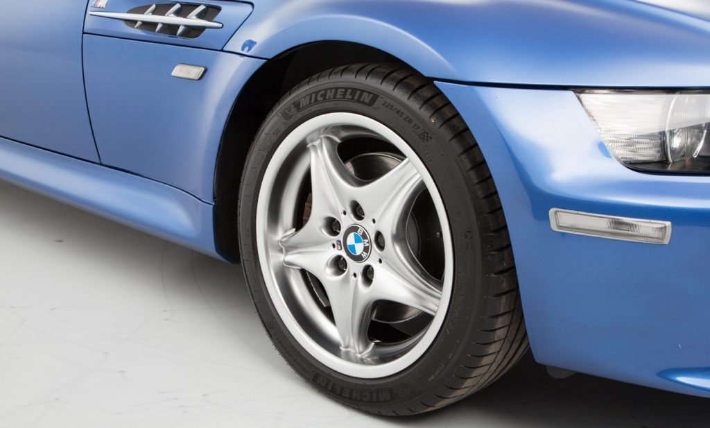BMW Z3 M Coupe For Sale - Wheels, Brakes and Tyres 1
