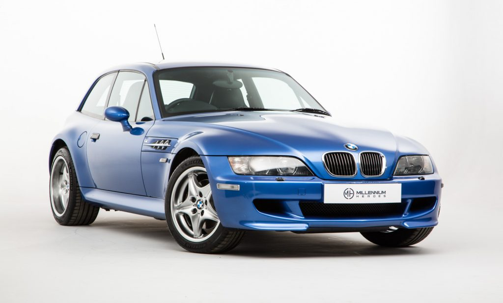 BMW Z3 M Coupe For Sale - Exterior 6