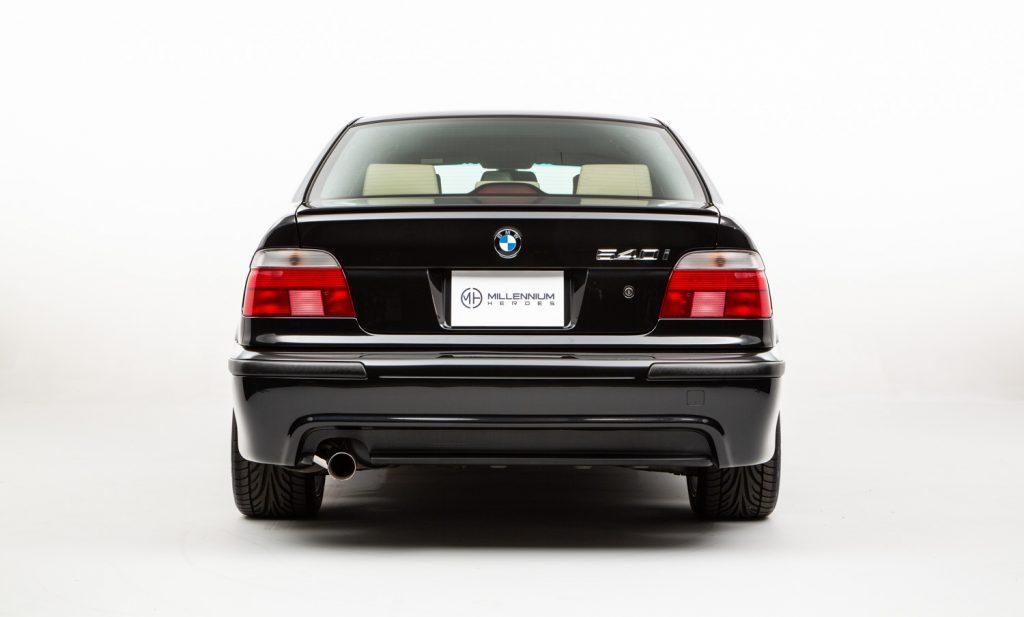 BMW 540i Sport For Sale - Exterior 12