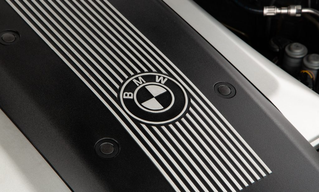 BMW 540i Sport For Sale - Engine and Transmission 5