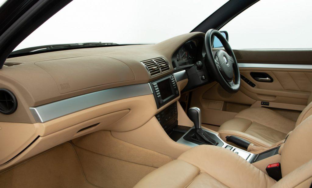 BMW 540i Sport For Sale - Interior 4