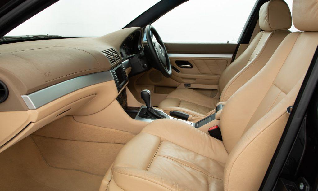 BMW 540i Sport For Sale - Interior 3