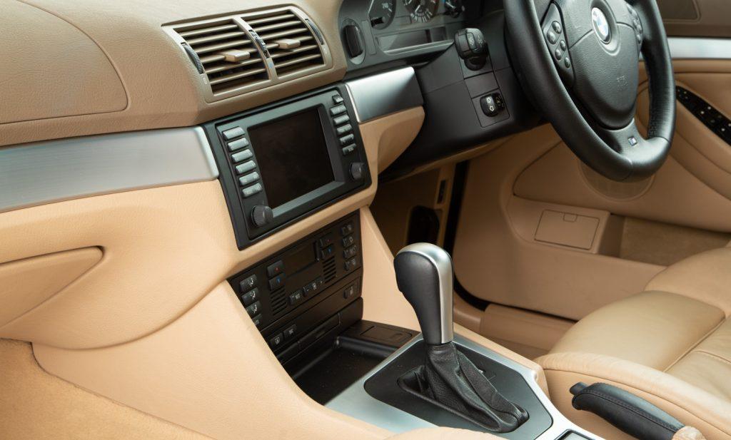 BMW 540i Sport For Sale - Interior 5