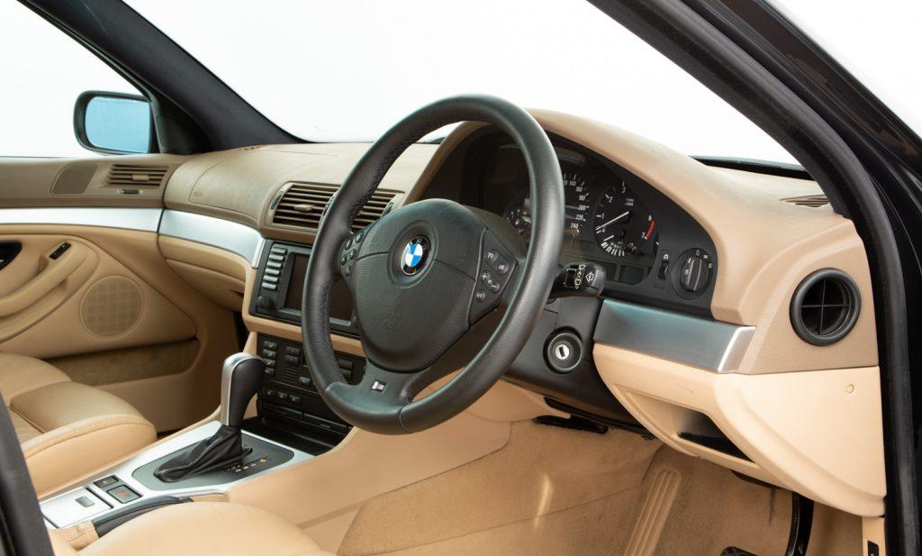 BMW 540i Sport For Sale - Interior 1