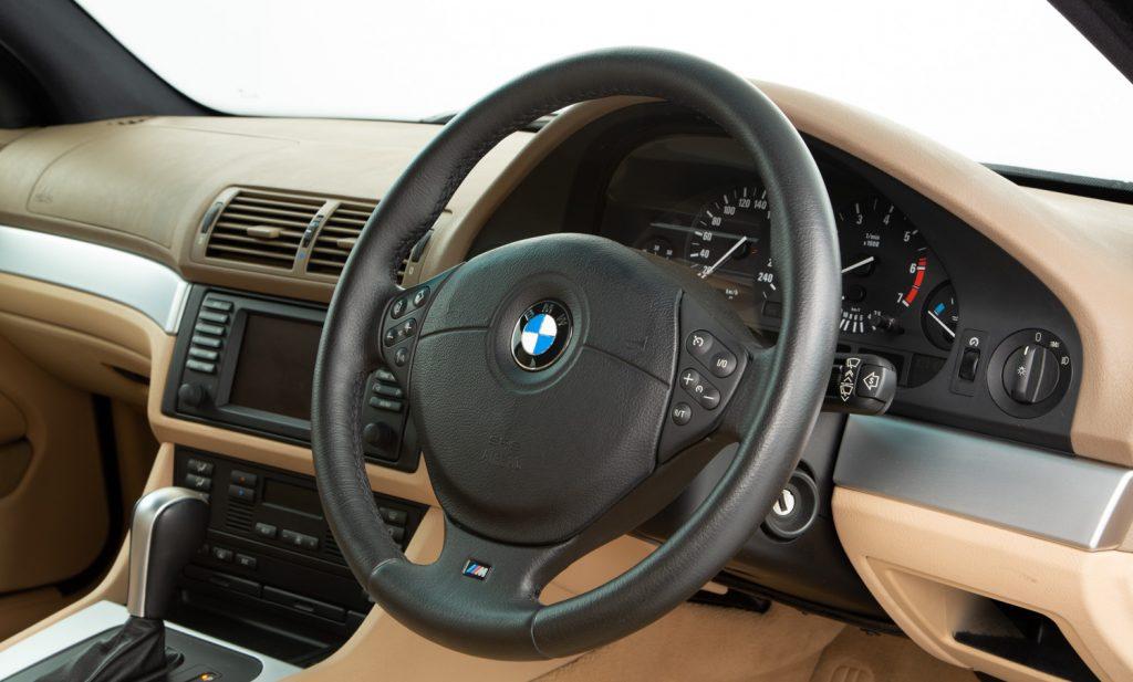 BMW 540i Sport For Sale - Interior 2