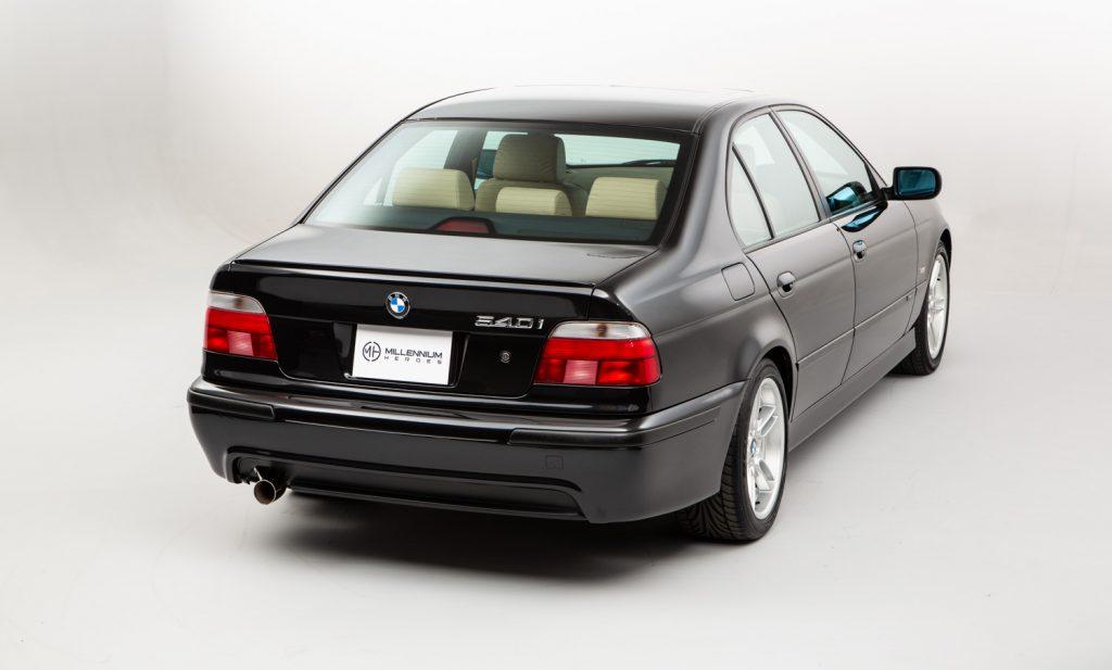 BMW 540i Sport For Sale - Exterior 11