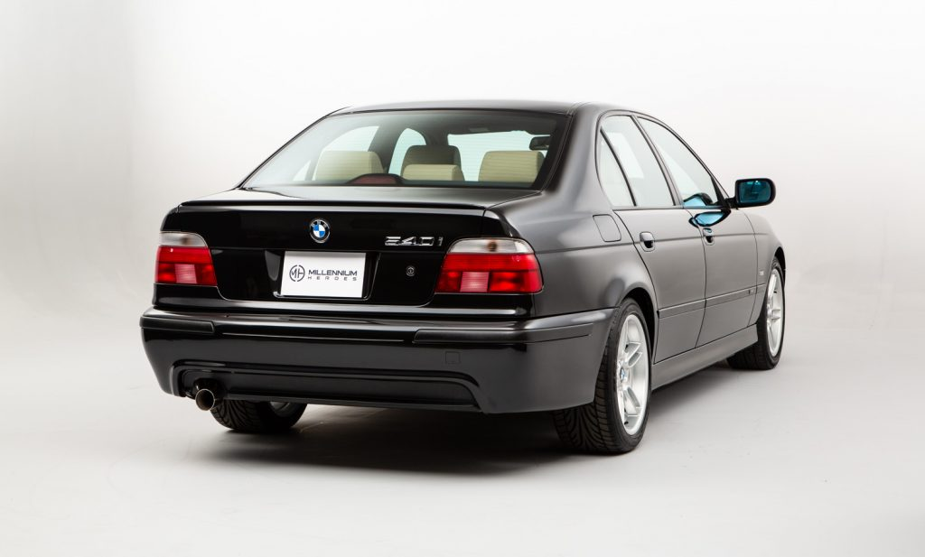 BMW 540i Sport For Sale - Exterior 10