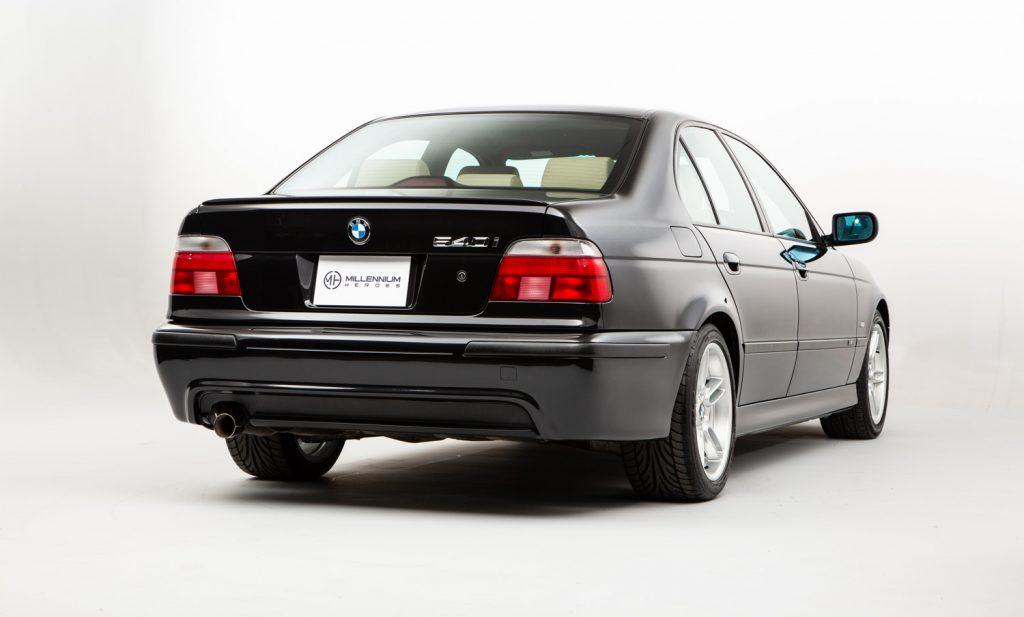 BMW 540i Sport For Sale - Exterior 9