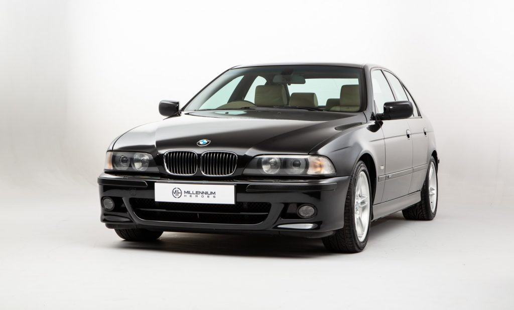 BMW 540i Sport For Sale - Exterior 1