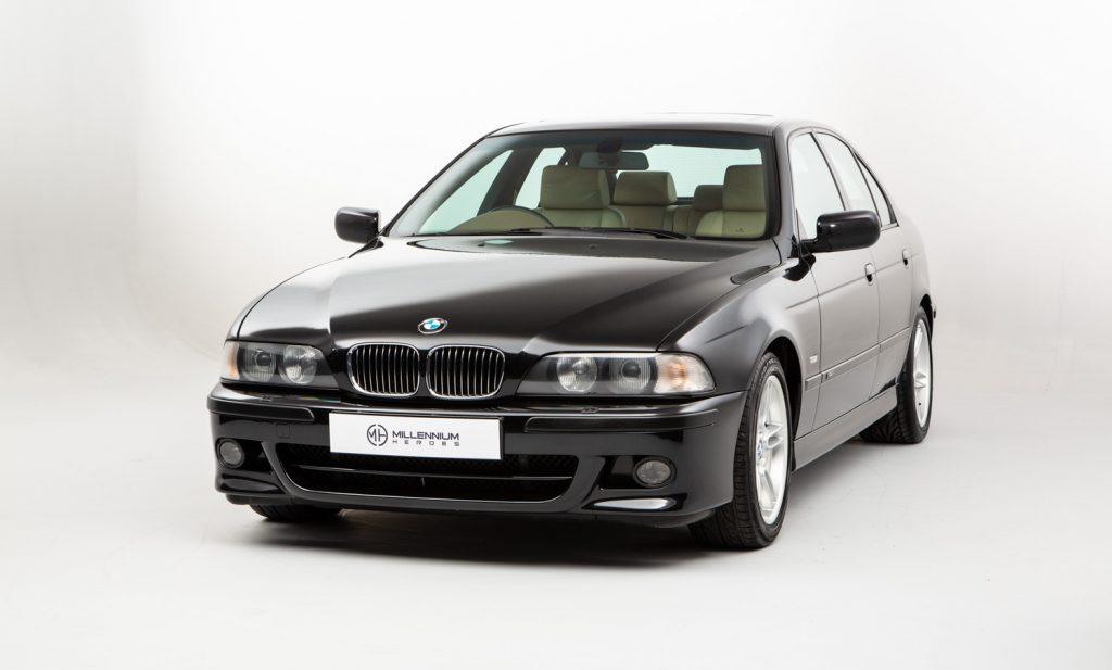 BMW 540i Sport For Sale - Exterior 2