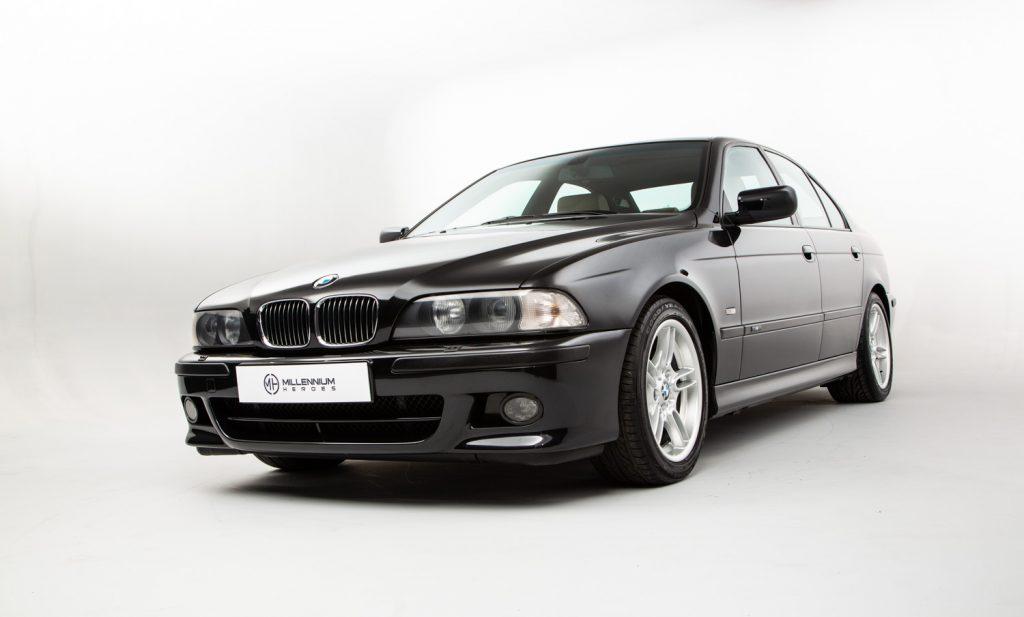 BMW 540i Sport For Sale - Exterior 4
