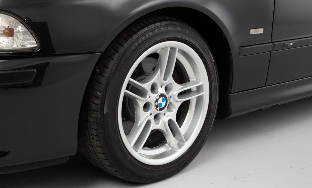 BMW 540i Sport For Sale - Wheels, Brakes and Tyres 3