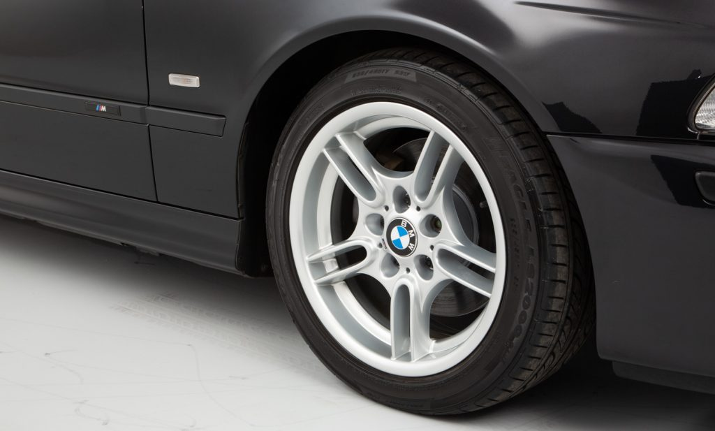 BMW 540i Sport For Sale - Wheels, Brakes and Tyres 1