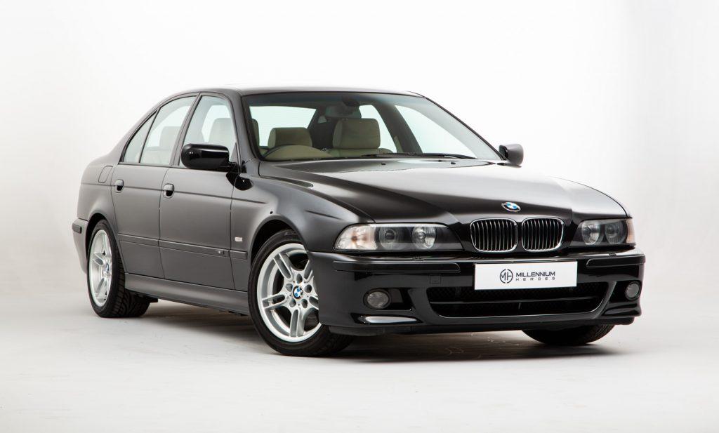 BMW 540i Sport For Sale - Exterior 7