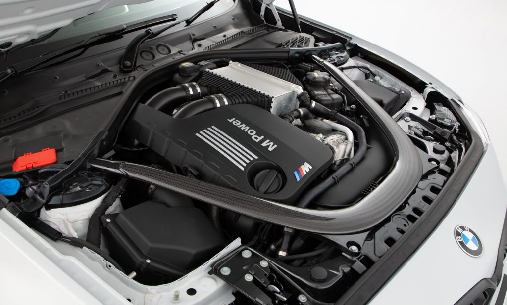 BMW M2 Competition For Sale - Engine and Transmission 4