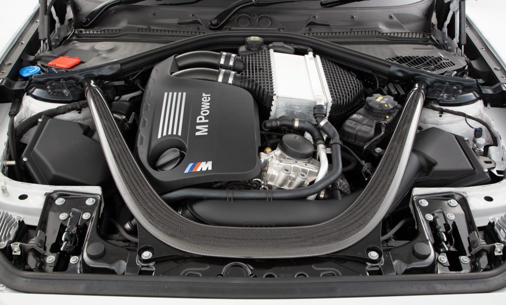 BMW M2 Competition For Sale - Engine and Transmission 3