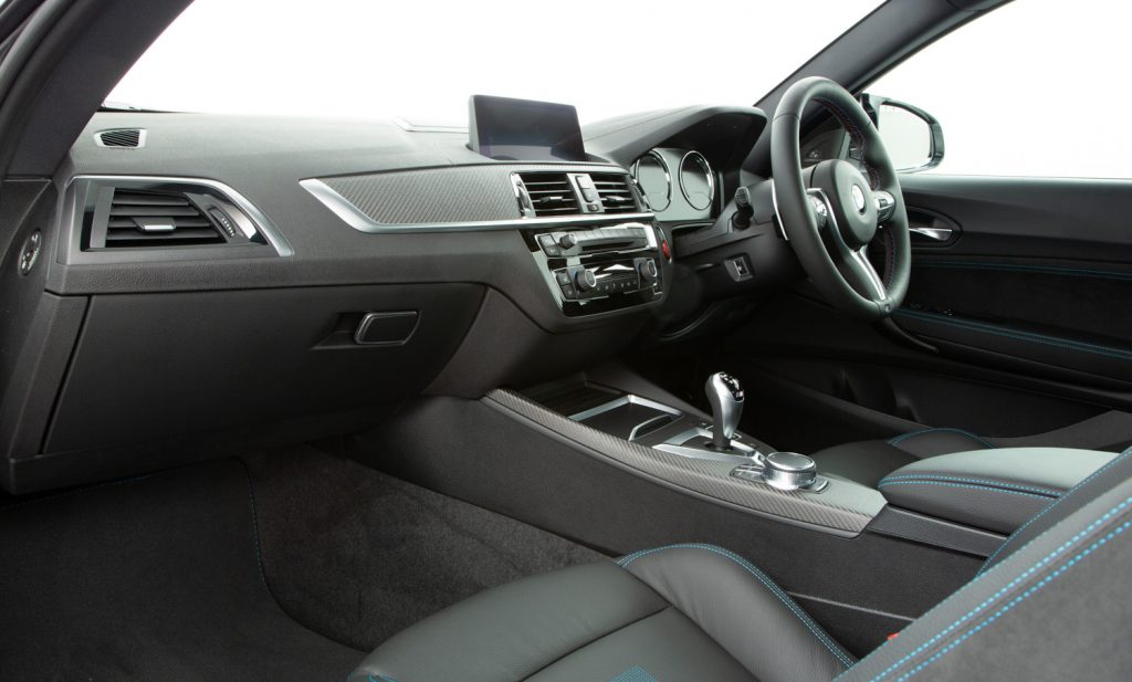 BMW M2 Competition For Sale - Interior 5