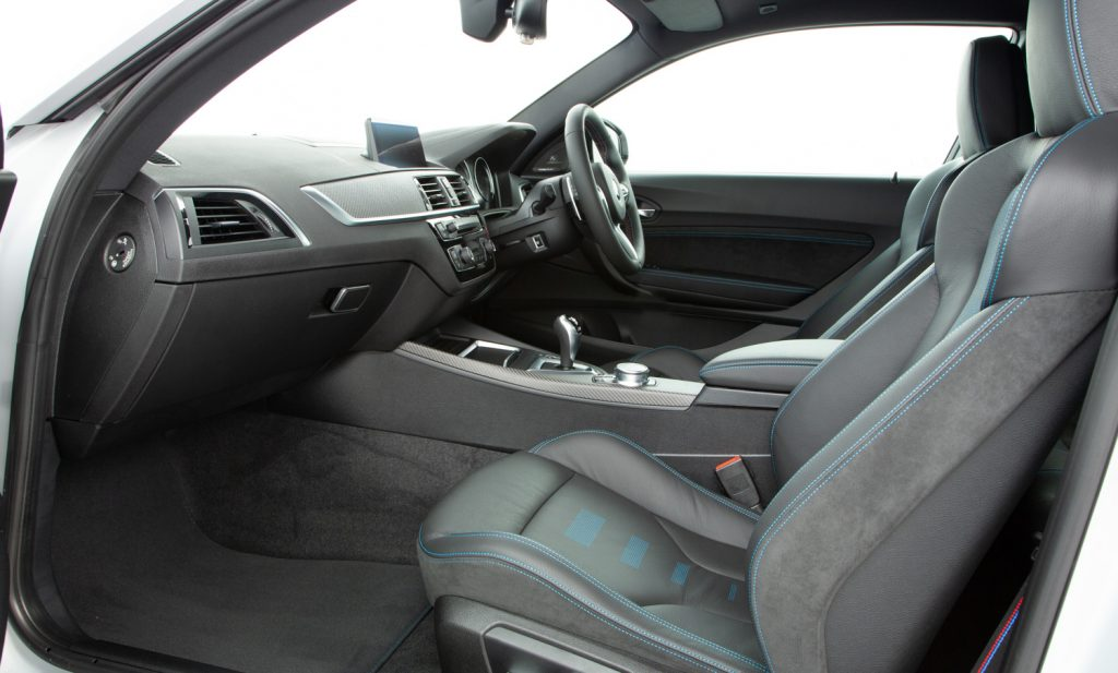 BMW M2 Competition For Sale - Interior 4