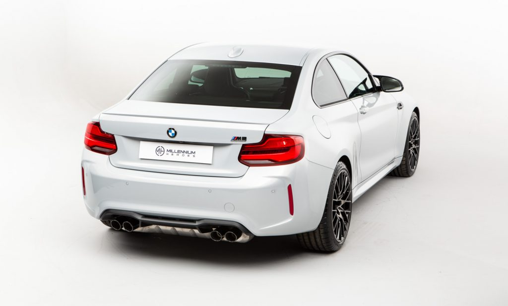 BMW M2 Competition For Sale - Exterior 9