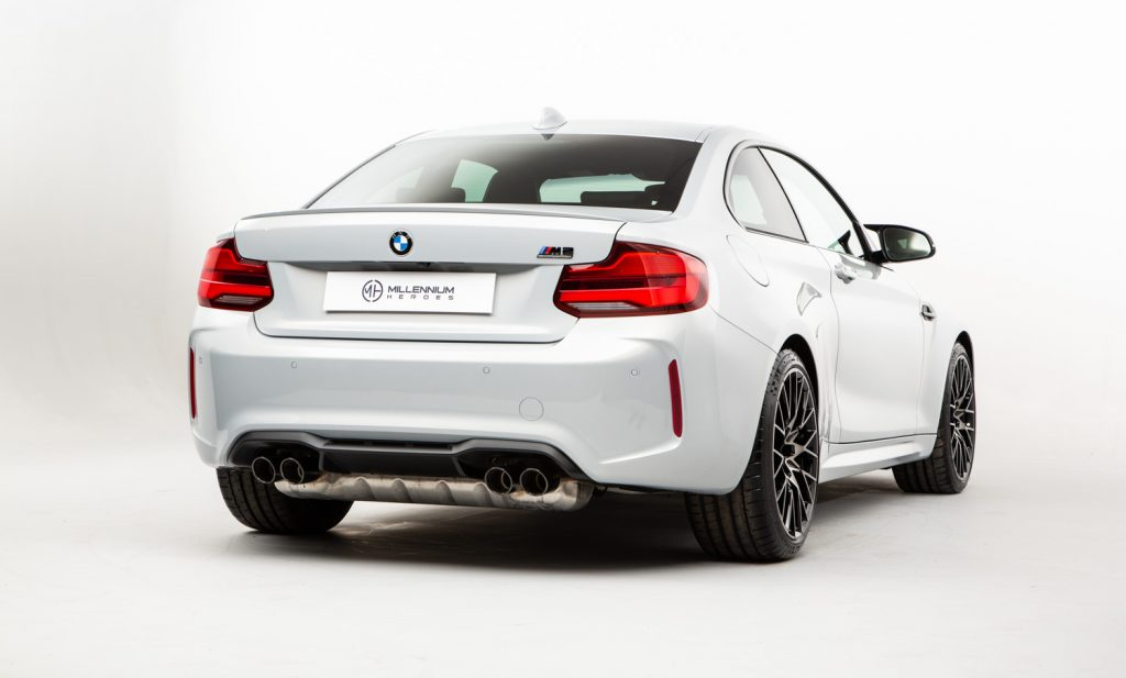BMW M2 Competition For Sale - Exterior 8