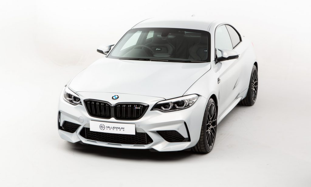 BMW M2 Competition For Sale - Exterior 3
