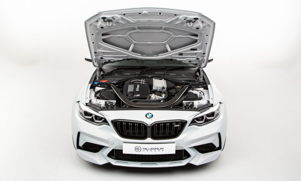 BMW M2 Competition For Sale - Engine and Transmission 1