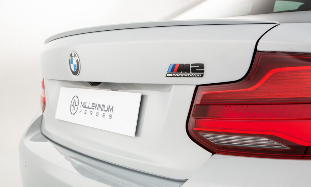 BMW M2 Competition For Sale - Exterior 12