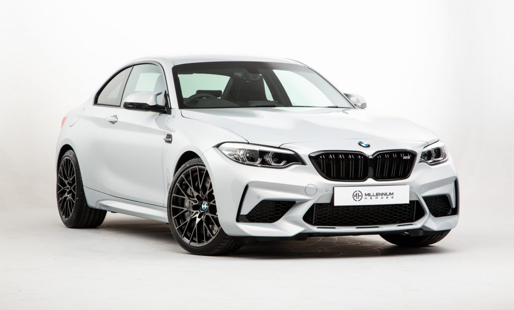BMW M2 Competition For Sale - Exterior 6