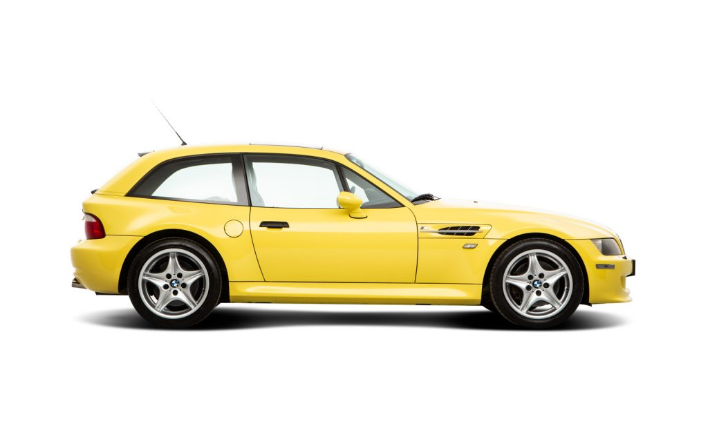 BMW Z3 M Coupe For Sale - Exterior 8
