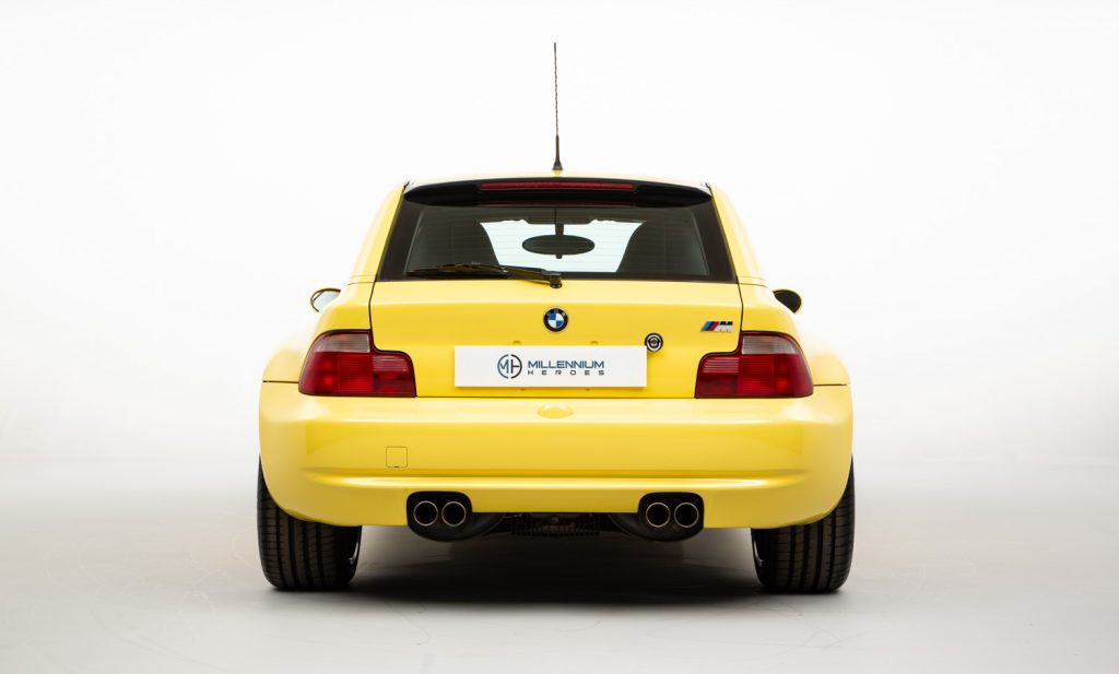 BMW Z3 M Coupe For Sale - Exterior 11