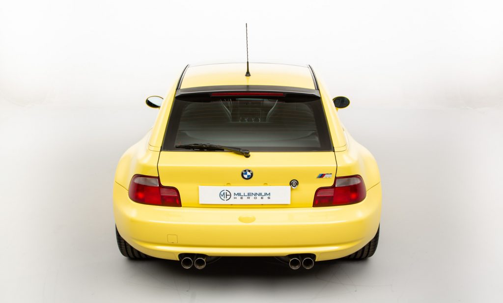 BMW Z3 M Coupe For Sale - Exterior 12