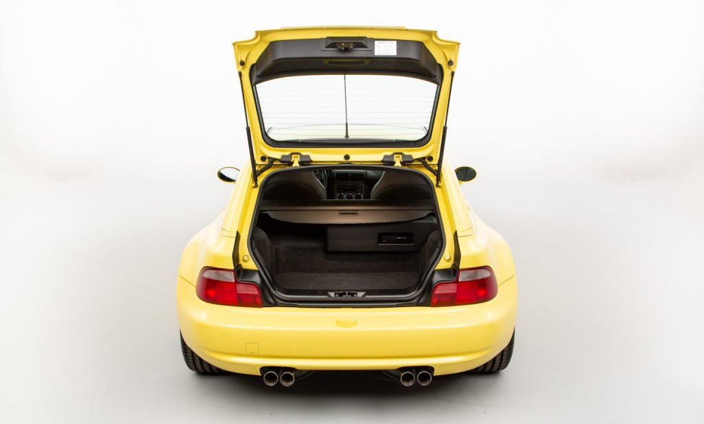 BMW Z3 M Coupe For Sale - Interior 9