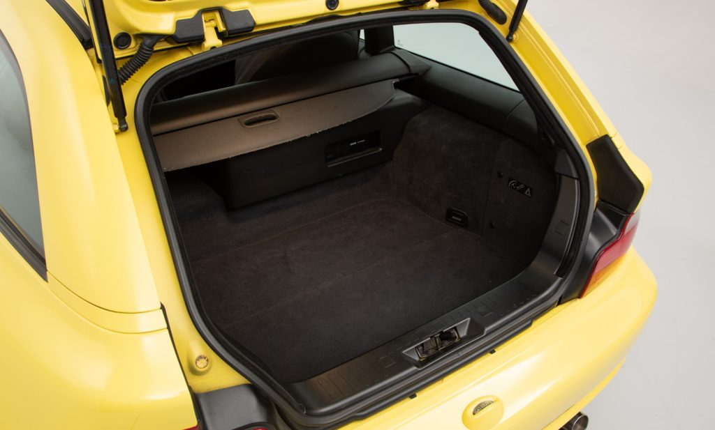 BMW Z3 M Coupe For Sale - Interior 8