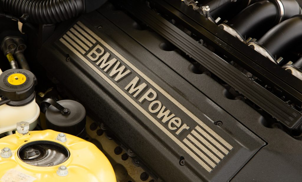 BMW Z3 M Coupe For Sale - Engine and Transmission 5